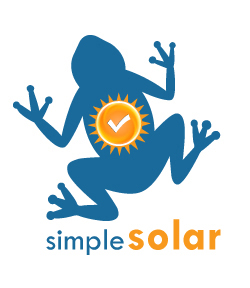 Blue Frog Simple Solar  |  We bring together FINANCING, EQUIPMENT and INSTALLATION to make residential solar easy for YOU!